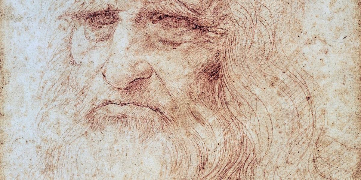 9 věcí, kterých se mohou stratégové naučit od Leonarda da Vinci